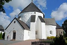 Bornholm - the perfect place on earth!  One of the only places in the world that have   round churches.