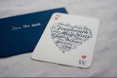 Mad Hatter Tea Party Wedding Save the Date by inscribecreative, via Flickr