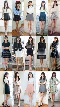 I really like Kim SoHyun s outfits Korean Outfits Korean Fashion Dress, Korea Fashion, Japanese Fashion, Asian Fashion, Look Fashion, Fashion Design, Kpop Outfits, Korean Outfits, Cute Outfits