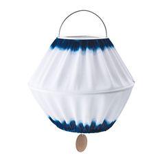 IKEA - SOLVINDEN, LED solar-powered pendant lamp,