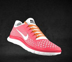 Womens Nike Free 3.0 V4 Hot Punch Reflective Silver Pro Platinum Total Orange Lace Shoes [New Lace Nike Free 036] - $49.00 : Collecting Cheap Tiffany Free Runs,Tiffany Blue Nikes Online for Customers