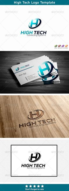 Letter H Technology - Logo Design Template Vector #logotype Download it here: http://graphicriver.net/item/letter-h-technology-logo/5666971?s_rank=1065?ref=nexion