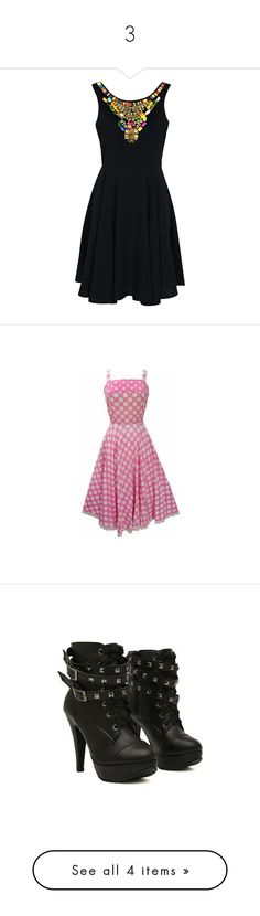 """3"" by boglarka-voros ❤ liked on Polyvore featuring dresses, vestidos, braid dress, beaded dresses, woven dress, beading dress, boohoo dresses, purple dresses, rockabilly dresses and strap dress"