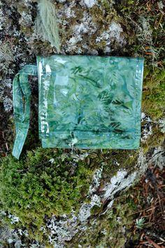 Alder Mermaid Pouch Waterproof Wristlet by saltydesignsalaska, $24.00