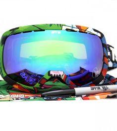 e53c615d157 Spy Pose Snowboard Goggles Seventh Letter kit