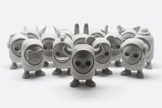 Concrete Toys by United Monsters