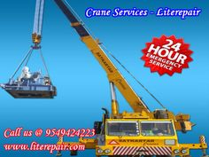 Best Crane Services at low cost