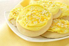 Biscuits de Pâques au fromage à la crème