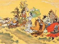 Yu-huang is the sky god in Chinese mythology. He is extremely ...