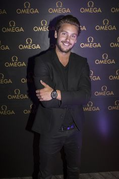 Omega celebrates European Masters with Bastian Baker concert Intimate performance high above Crans-M