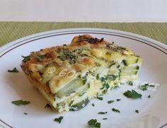 Pasticcio di zucchine al formaggio, ricetta veloce