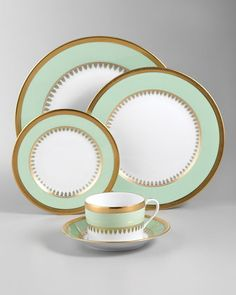 Operanova Milano Dinnerware Neiman Marcus. | The Golden Touch | Pinterest | Dinnerware Gold and Table settings & Operanova Milano Dinnerware Neiman Marcus. | The Golden Touch ...