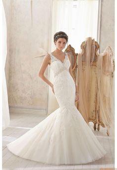 Robes de mariée Mori Lee 5206 Blu by Mori Lee 2014