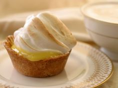 Little Lemon Meringue Pies from FoodNetwork.com