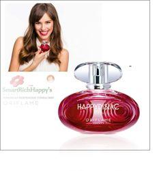 Happydisiac Woman Eau De Toilette 31630 Parfum Wanita Oriflame Terbaru dengan kesegaran aroma Floral Fruity yang membangkitkan semangat dan rasa bahagia. Aroma segar, manis, lembut feminin. Selengkapnya bisa dilihat disini : http://idayunisthyaputri.com/parfum-wanita-terbaik-oriflame-happydisiac-woman-eau-de-toilette-31630-edisi-katalog-januari-2016/ Pemesanan hub : Ida 0818520925 / pin 54690A5E  #parfum #parfumoriflame #happydisiacwomanedt parfumwanitaoriflame