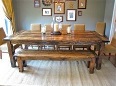How to build Wood Kitchen Table Plans PDF woodworking plans Wood ...