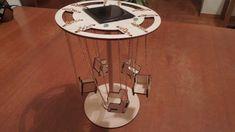 Solar carousel from Solar Toys