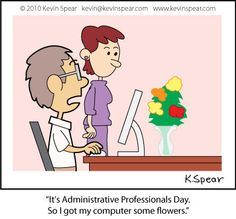 spear 3612 administrative professionals day