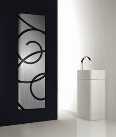 abstract-4 design heizkörper abstracte wohnzimmer heizkörper ... - Heizkörper Für Küche