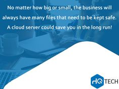 Can your business benefit from a #Cloud #server?