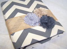 Gift Recording Book  Bridal Shower Wedding Shower  by itsmyday, $40.00
