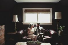 Miss Moss · Wedding At Home