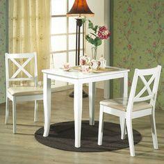 Gmarket - 엠프리모 크로스 2인식탁세트/의자/혼수/웨딩