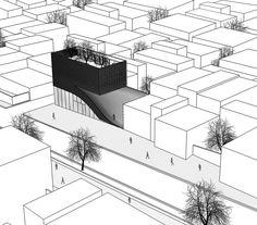 Gallery of Termeh Office Commercial Building / Farshad Mehdizadeh Architects + Ahmad Bathaei - 16