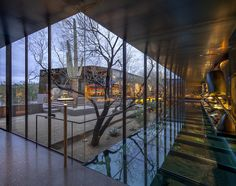 Gallery of Desert Courtyard House / Wendell Burnette Architects - 6