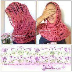 Sweet Harmony Shawl by Fionitta | | Fionitta crochet
