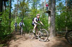 Mountainbiken in eigen land? Ontdek de routes in de Brabantse Wal