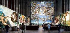 La Capilla Sixtina se hace presente en Viena - http://www.absolutaustria.com/la-capilla-sixtina-se-presente-viena/