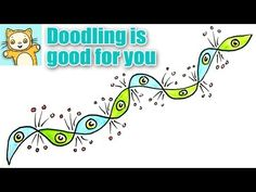 Doodling is good for the Brain and Creativity