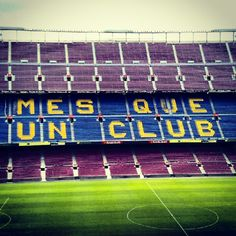 ...I will have season tickets to camp nou so I can watch every Barcelona game:)