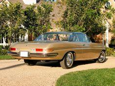 1961 Cadillac Jacqueline Brougham Coupe Concept Car