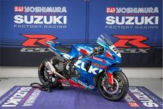 2016 Yoshimura Suzuki Factory Racing Unveiled - http://superbike-news.co.uk/wordpress/Motorcycle-News/2016-yoshimura-suzuki-factory-racing-unveiled/
