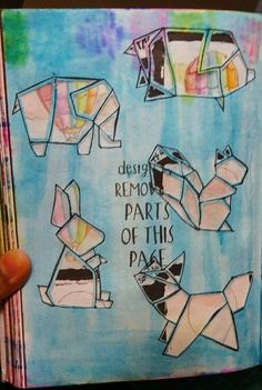 """Anti Journal """"Desing by removing parts of this page"""" #AntiJournal"""