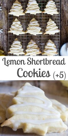 Shortbread Cookies are a must and these Lemon Shortbread are the perfect Lemon Lovers melt in your mouth Cookie. : Shortbread Cookies are a must and these Lemon Shortbread are the perfect Lemon Lovers melt in your mouth Cookie. Lemon Recipes, Sweet Recipes, Baking Recipes, Dessert Recipes, Cinnamon Recipes, Holiday Cookies, Holiday Desserts, Holiday Recipes, Gourmet