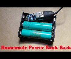 More Homemade External Power Bank Backup Battery for Smart Phone here:Homemade Emergency Energy Batteries USB Power with DC-DC step-up module (0.9V ~ 5V) step-up circuit board 5V 600MA USB Charger for MP3/MP4 Phone Power Boost Converter Step Up Module about 2 USD and 1 or 2 cells laptop batteries brand new or take from old battery module broken, very cheap and very esy for home buld, Try it now