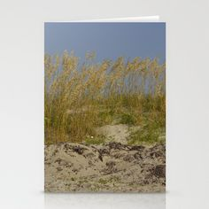 Beach Dune Stationery Cards by Cindy Munroe Photography - $12.00