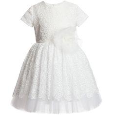 14c41e0e6068 63 Best Lace Flower Girl  Bridesmaid Dresses images