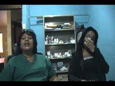 HABLA LA DOCTORA PEREZ SOBRE TRABAJOS COMUNITARIOS DE SU FUNDACION