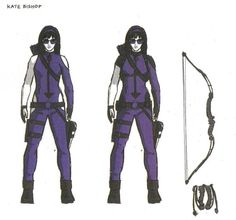 Kate Bishop (Hawkeye) - Marvel Comics