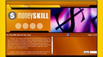 Money Skill Modules (instruction and quizzes you can then transfer to grade book - you can put the modules in any order you want)