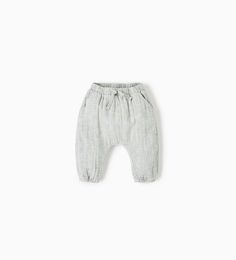 Image 1 of HAREM TROUSERS from Zara