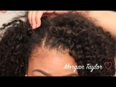 How I Blend My Natural Hair w/ my Kinky-Curly - http://community.blackhairinformation.com/video-gallery/weaves-and-wigs-videos/how-i-blend-my-natural-hair-w-my-kinky-curly/
