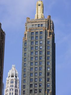 Carbon and Carbide Building