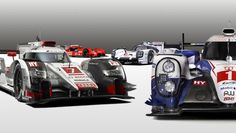 Meet the 2015 Le Mans contenders - BBC Top Gear