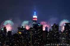 #NYC #Fireworks #FourthOfJuly // 500px By Yosuke Kobayashi