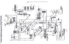 Woodward type TPE331 Gas Turbine Fuel Control Schematic